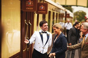 Discover Folkestone On The Belmond British Pullman For Two