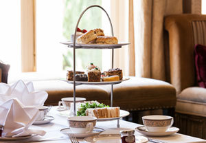 Deluxe Afternoon Tea at Down Hall Country House Hotel