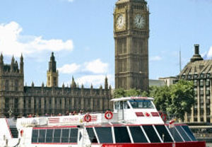 Adult Thames Cruise River Pass - Days Out Gifts
