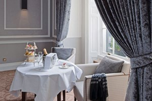 Traditional Afternoon Tea For Two At The Roxburghe
