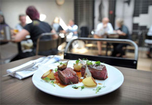Four Course Meal And Bubbles For Two At Picture Restaurant