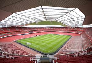 Adult Emirates Stadium Tour for Two - 30th gift