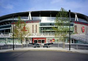 Child Tour Of Emirates Stadium