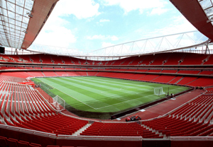 Adult Legends Tour of Emirates Stadium for Two - 50th gift