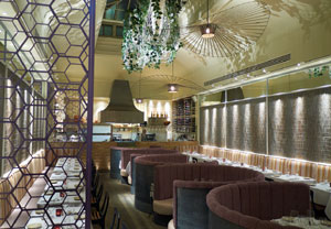 Four Course Meal And Champagne Cocktail For Two At Cigalon