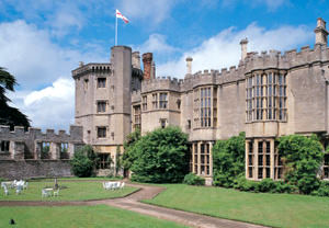 Afternoon Tea for Two at Thornbury Castle Hotel - Days Out Gifts