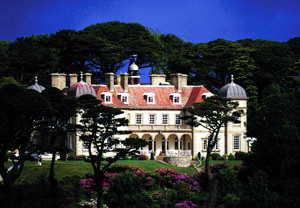 Afternoon Tea For Two At Fowey Hall