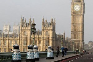 Doctor Who Guided Walking Tour Of London For Two