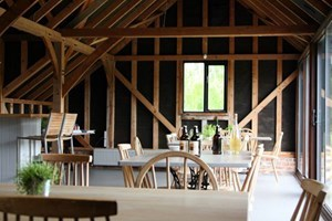 Dedham Vale Afternoon Tea And Vineyard Tour With Wine Tasting For Two In Essex