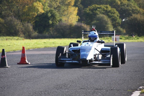 Formula Renault Experience