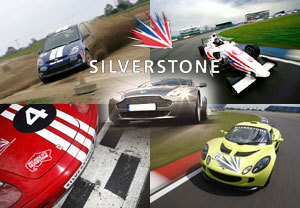 Silverstone Choice Voucher - Weekends