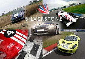 Silverstone Choice Voucher - Weekends