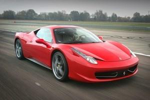 Ferrari 458 Driving Thrill