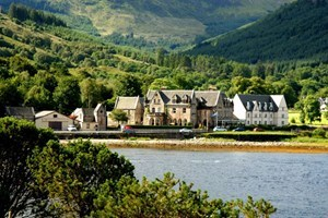 One Night Hotel Break In Scotland For Two