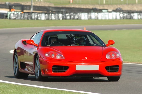 Two Supercar Driving Blast At Top Uk Race Circuits