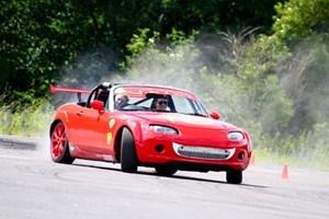 Lightning Mcqueen Junior Mazda Driving Experience