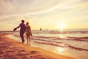 Overnight Coastal Escape With Dinner For Two