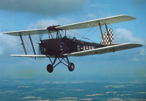 30 Minute Tiger Moth Flight