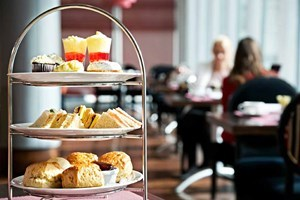 Traditional Afternoon Tea For Two At The Hilton London Islington