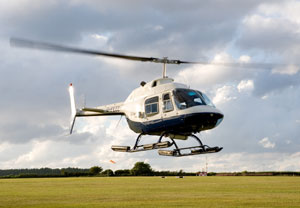 Helicopter Buz Flight For One