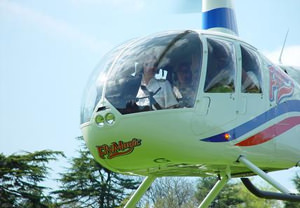15 Minute Helicopter Flight For Two