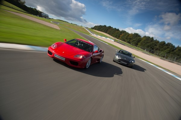 Brands Hatch Two Supercar Extended Driving Thrill With Passenger Ride