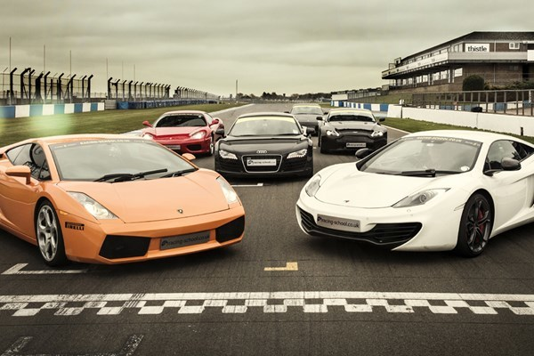 Brands Hatch Triple Supercar Driving Blast