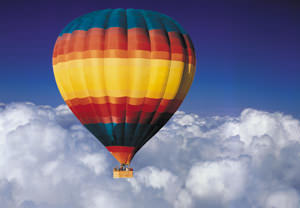 Champagne Hot Air Balloon Flight for Two - Hot Air Balloon Gifts