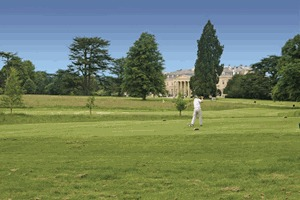 Golf Day With Lunch For Two At Luton Hoo Hotel