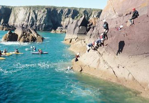 Half Day Coasteering