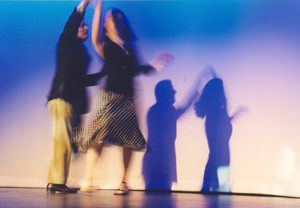 Dance Taster For Two