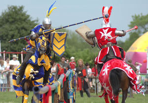 Jousting Experience