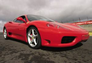 Ferrari 360 Driving In Scotland