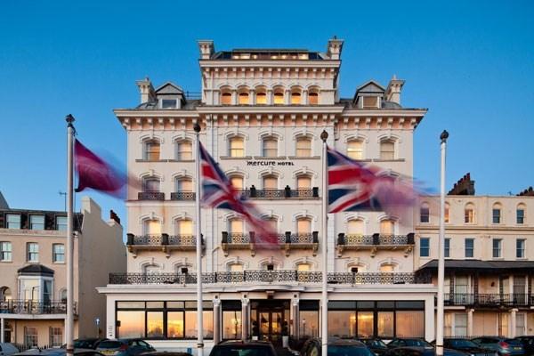 One Night Break At The Mercure Brighton Seafront Hotel
