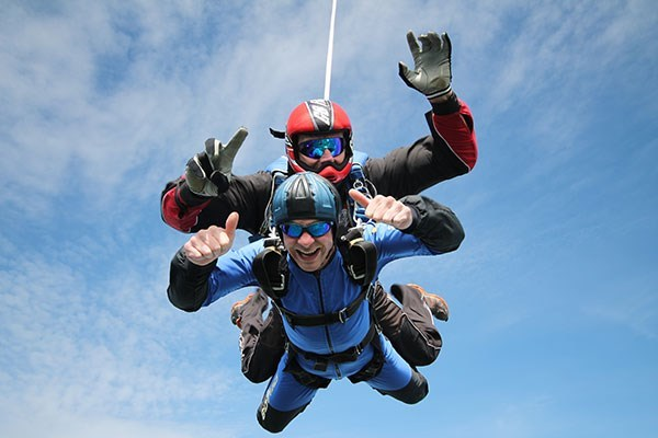 Extreme Adventures - Over 100 Adrenaline Pumping Experiences