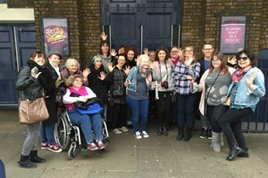The West End Musical Theatre Walking Tour for Two Adults and Two Children - West End Gifts