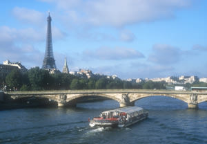 Eurostar To Paris And Lunch Cruise For Two