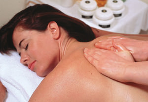 55 Minute Champneys Deluxe Massage - 50th gift