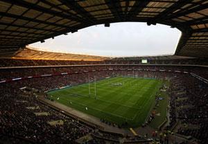 Family Tour Of Twickenham Stadium