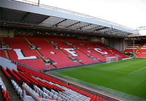 Tour of Liverpool FC Stadium for Two - Liverpool Gifts