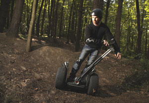Segway Rally For One