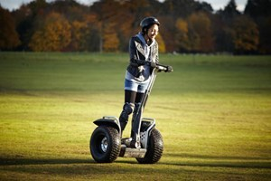 Extended Segway Rally for One - Segway Gifts