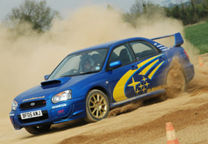 Rally Driving Experience - Uk Wide