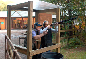 Introductory Clay Pigeon Shooting - Shooting Gifts