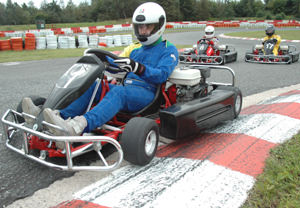 Go Karting For Two