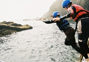 Half-day Coasteering For Two