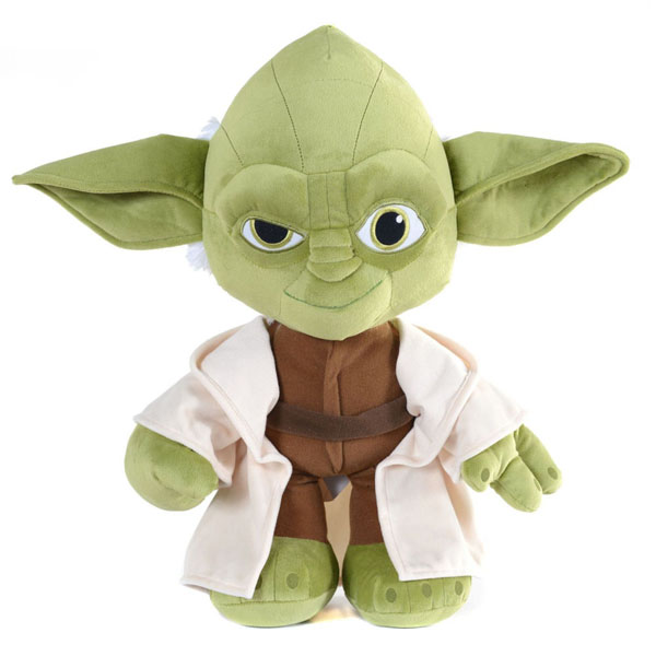 Star Wars Extra Large Yoda Soft Toy - Star Wars Gifts