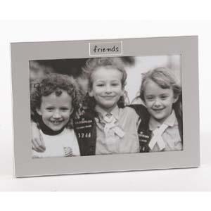 Aluminium Friends Frame 6 x 4 - Friends Gifts