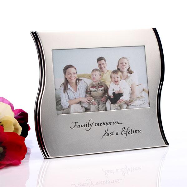 Family Memories Photo Frame - Memories Gifts