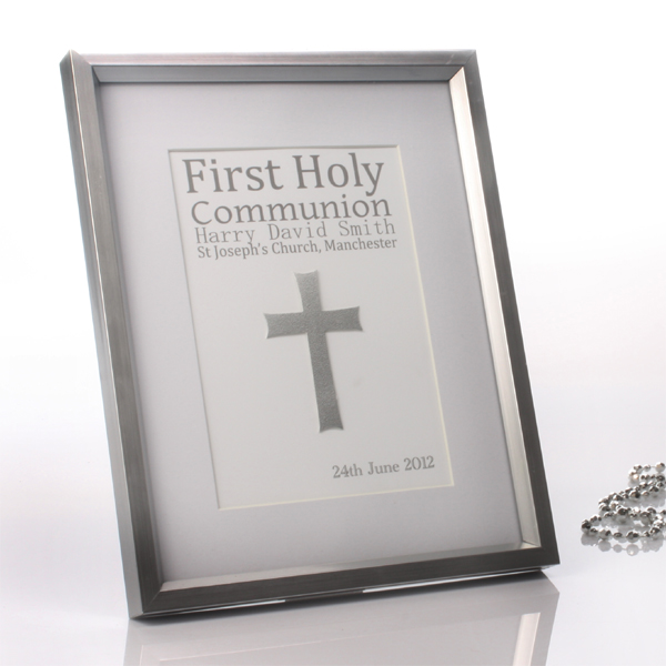 Personalised First Holy Communion Print - First Holy Communion Gifts
